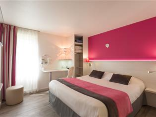Chambre Confort - Hotel Le Mans - Hotel St Saturnin